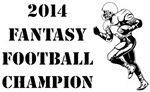 2014 Fantasy Football Champion 2