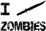 I Stab Zombies