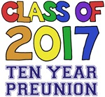Class of 2017 10 Year Preunion
