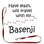 Basenji Travel Leash