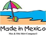 Made in Mexico - beach