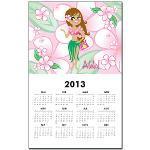 Island Papercraft Calendars