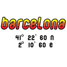 GPS Barcelona T-Shirt