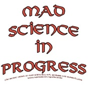 Mad Science in Progress T-shirts & Gifts