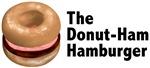 Donut Ham Hamburger