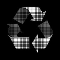 Recycle Flannel Pattern