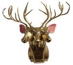 Trophy Head (4Ocular2AuditoryGoldenHorned3Face)