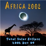 2002 Total Solar Eclipse (Africa)