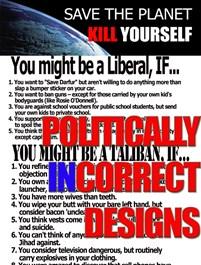 Politically Incorrect Designs