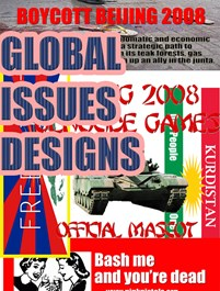 Global Issues Designs