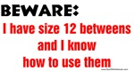 Size 12 Betweens