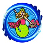 Mermaid Swirl