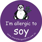 I'm allergic to soy