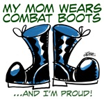 My Loved One Wears Combat Boots