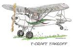 T-Craft Takeoff