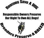 Rescue, Breeders & Owners