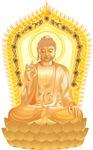 Budha in Pink