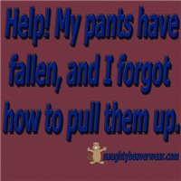 Help! My Pants Have Fallen