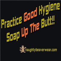 Soap Up The Butt!!