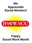 Social Work Appreciation