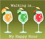 Walking is My Happy Hour
