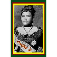 Young Queen Liliuokalani