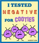 Negative for Cooties
