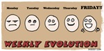 Weekly Evolution