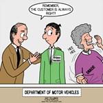 DMV Trainee