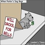 Pavlovs Dog Begging