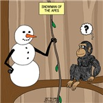 Snowman of the Apes