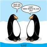 Penguin Identity Crisis