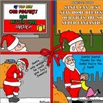 Santa Gets No Respect