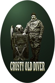 Crusty Old Diver Pumped