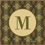 Olive Yeux  Monogram