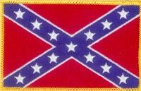 Confederate Battle Flag Men's Clothing