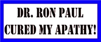 Ron Paul cure-1 Women's Clothing