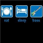 eat sleep bass