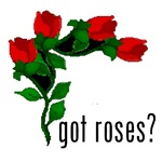got roses (with picture)