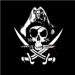 Sharp Pirate man