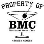 Property of Beautiful Mens Club