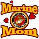 Marine Corp Mom (USMC Seal)