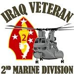 2nd MARDIV Iraq Vet - CH46