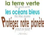 THE GREEN EARTH- La Terre Verte