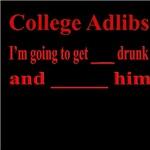 College adlibs