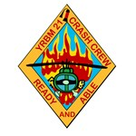 Brown Water Unit Patches