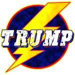 Trump Super Hero!