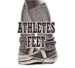 Dance Athletes Feet Buttons