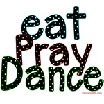 Eat Pray Dance Selections