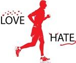 Men's Love Hate Running